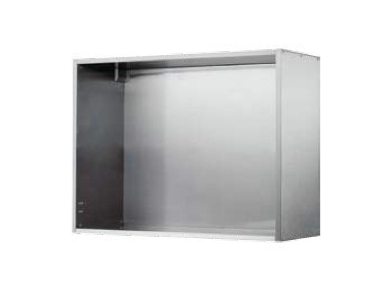 Single flip door hanging cabinet