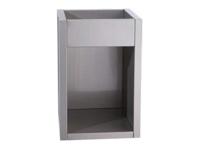 Single layer combination cabinet