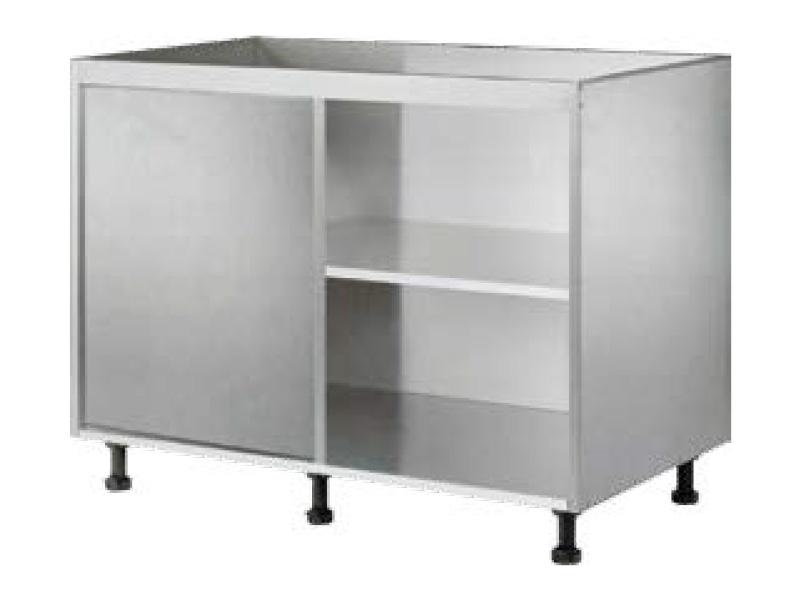 Corner floor cabinet