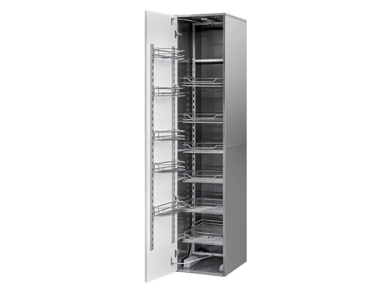 Composite stainless steel cabinet