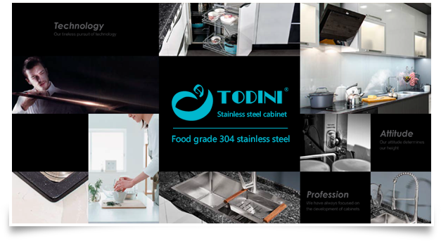 Custom manufacturer of stainless steel cabinets